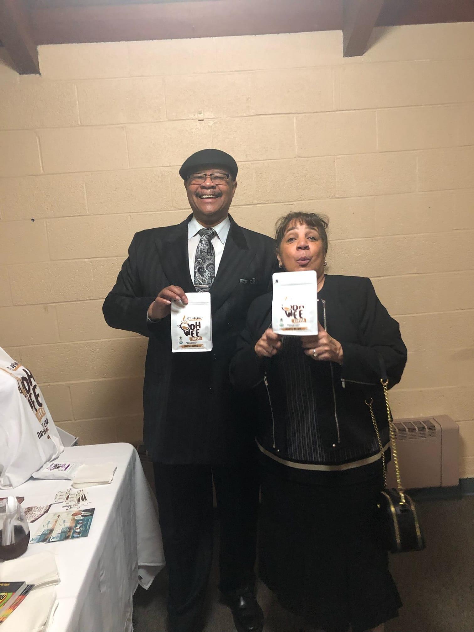 Mr. and Mrs Presberry